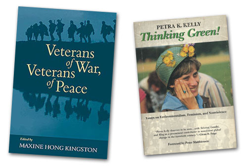 Editing Services   Veterans of War, Veterans of Peace   Thinking Green!
